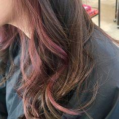 いいね!21件、コメント1件 ― HAIR MAKE addictさん(@hairmakeaddict)のInstagramアカウント: 「インナーカラー♡、 アレンジすると間から出て可愛さup❤️❤️、…」
