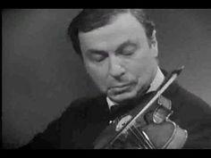 Nathan Milstein 'Paganiniana' ... astounding