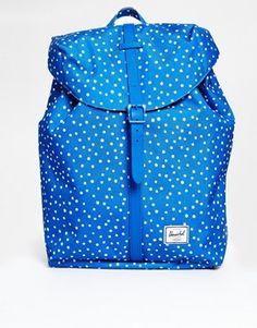 Enlarge Herschel Supply CO Post Backpack in Polka Dot