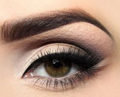 Smokey Cat Eye makeup for sagging eyelids :: one1lady.com :: #makeup #eyes #eyemakeup