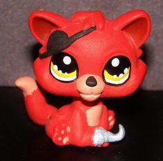 Kawaii Foxy FNAF Five Nights at Freddy's OOAK by LittleCustomShop
