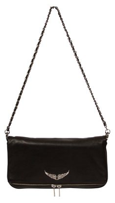 Handbags - I think they were my first fashion love (and if I had design skills, I would love to beco Black Handbags, Leather Handbags, Leather Bag, Everyday Bag, Gifts For Girls, My Bags, Evening Bags, Clutch Bag, Fashion Bags