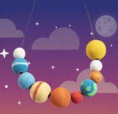 Celebrate Space Necklace