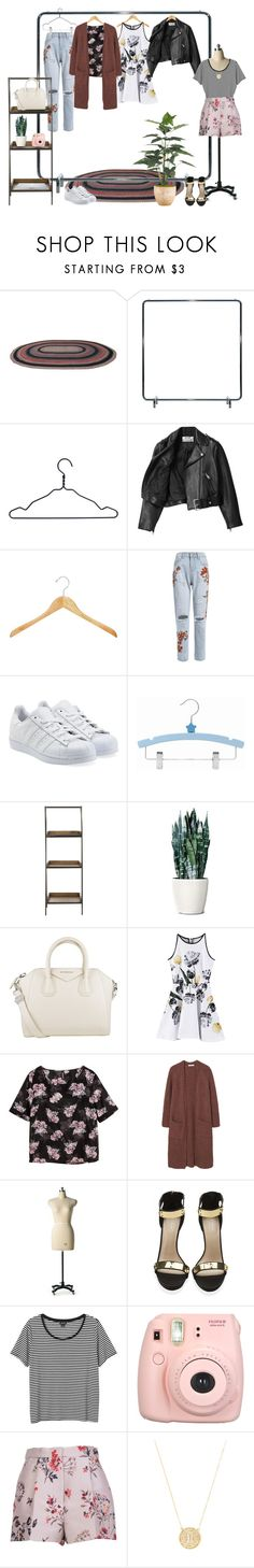 """when it all falls down"" by lucidmoon ❤ liked on Polyvore featuring David Design, HAY, Acne Studios, adidas Originals, Safavieh, Givenchy, Chicnova Fashion, H&M, MANGO and Carvela Kurt Geiger"
