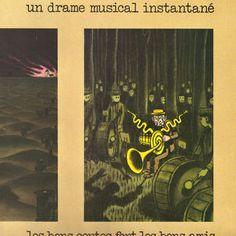 """Un Drame Musical Instantane """"Les Bons Contes Font Les Bons Amis"""" [LP]"""