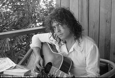 Tragic end: Marc Bolan, pictured in the early 1970s, died in a car crash aged 29