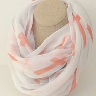 Spring Cross Scarf - 6 colors available  $9.99