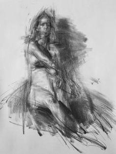 "Saatchi Art Artist Zin Lim; Drawing, ""ALLEGRO no.31 (Spiccato)"" #art"