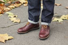 Pointer Footwear Autumn/Winter 2012 |  Sunbury Collection - Five Flavours in Burgundy #shoesday