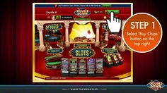 Redeeming a DoubleDown Casino Promo Code on a Desktop Computer