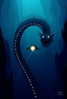 Deep Sea by Tyrus88.deviantart.com