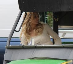 "Jennifer Morrison - Behind the scenes - 5 * 5 ""DreamCatcher"" - 28 August 2015"