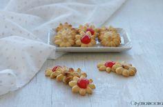Biscotti di frolla montata, ricetta dolce