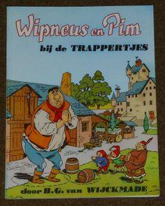 Wipneus en Pim - Sassafrass Store