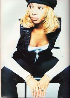 mary j blige 1993 - Google Search
