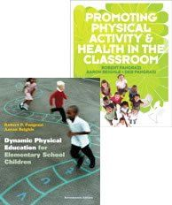 Dynamic Elementary Physical Education Book