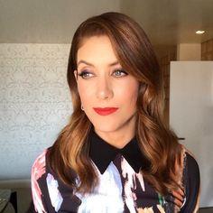 Addison Montgomery, Erin Walsh, Kate Walsh, Grey's Anatomy, Hair Affair, Brown Hair, Mascara, New Look, Actresses