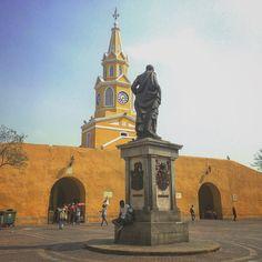 Cartagena de Índias, juntamente com Bogotá, Medellín e Barranquilla são as cidades mais procuradas para quem vai a Colômbia.