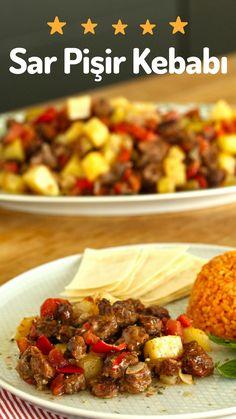 Turkish Recipes, Italian Recipes, Ethnic Recipes, Menu Dieta, Kebab, Fish And Meat, Iftar, Meat Recipes, Family Meals