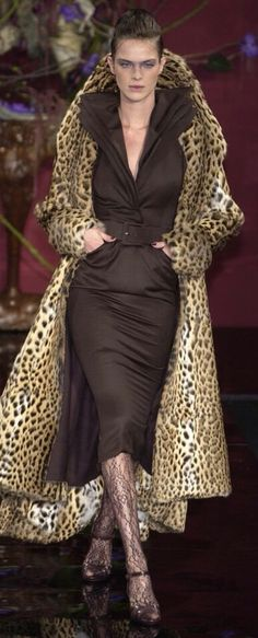 I do love a leopard print!