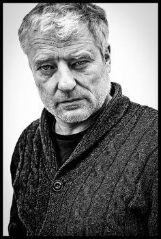 Filip Peeters (1962) - Flemish actor, one of the few Flemish actors  who have been credited internationally. Photo by Rudy Lamboray.