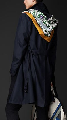 Way to go Burberry Prorsum. I can't wait for winter