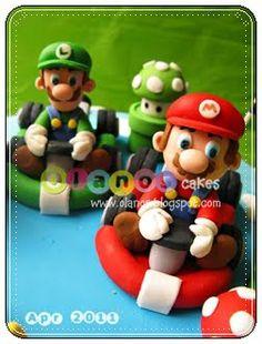 Olanos: Mario Bros