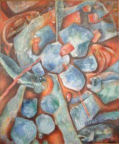 Artwork >> Sylvie Boulet >> the fish are des animals  `discrets`