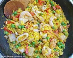 paella Paella, Fried Rice, Ethnic Recipes, Food, Meals, Yemek, Baked Rice, Stir Fry Rice, Eten