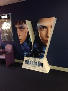 Theatrical POS for Valerian