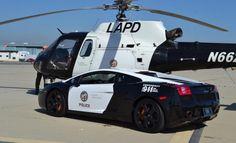 LAPD Lamborghini Gallardo. ★。☆。JpM ENTERTAINMENT ☆。★。