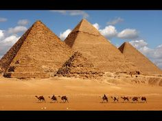 Egyptian Pyramids of 2630 BC - Mega Structure | National Geographic