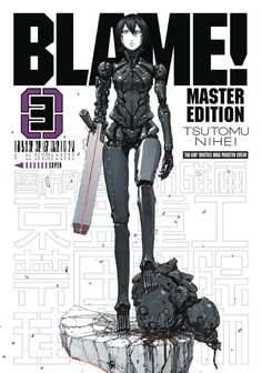 3 by Tsutomu Nihei at Mighty Ape NZ. One of the manga world's most intriguing artists returns to the English language world with a re-release of his breakthrough work, BLAME! Sketch Manga, Manga Drawing, Manga Art, Blue Exorcist, Antigone De Jean Anouilh, Character Concept, Character Art, Science Fiction, Manga Anime