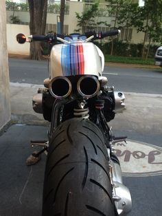Ninet bmw urban cafe racer