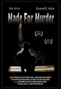 MADE FOR MURDER - 3 Independent Movie awards. Based on the assassin Iceman.  Produced by StudioHousePictures Roy Demeo, Murder 3, The Iceman, Film Movie, Assassin, Mafia, Movies To Watch, Awards, Movie Posters