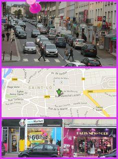 PARIS NEW-YORK prêt à porter grandes tailles 58 rue du maréchal leclerc 50000 SAINT-LO
