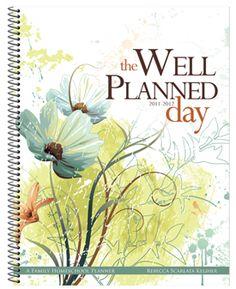 Homeschool planner - lesson plans/schedule, next year??