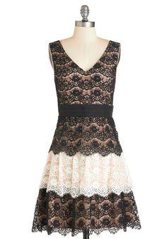 Tier and Dear Dress | Mod Retro Vintage Dresses | ModCloth.com
