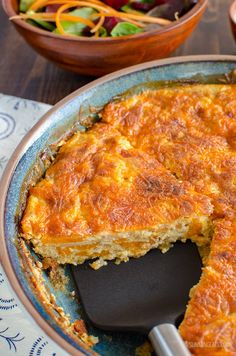 Grab a slice of this delicious bacon leek and sweet potato quiche with your favourite salad sides, for an easy simple lunch. Gluten Free, Slimming World and Weight Watchers friendly