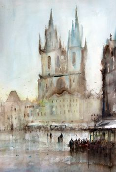 PRAGUE Par Pierre Gutierrez