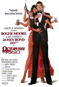 Roger Moore in Octopussy