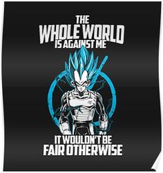 Dragon Ball was one the first anime I ever watched, a case would be made for it being the reason I got so addicted to anime. So here are the cream of collection of the Top Dragon Ball Wallpapers. Dragon Ball Z, Never Back Down, Akira, Dragonball Super, Dbz Vegeta, Vegeta Shirt, Blue Poster, Pokemon, Art Graphique
