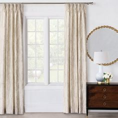 """Graham & Brown Baroque Bead Champagne 33' L x 21"""" W Wallpaper Roll & Reviews 