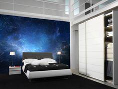 Fancy - Night Sky Nebula Wall Mural