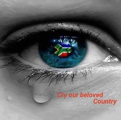 Cry the beloved Country. South Africa Rugby, Ad Hoc, Weird And Wonderful, Country, Politics, Flag, Acrylic Canvas, Africans, Eyes