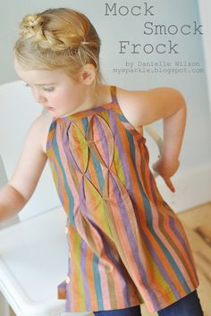 see kate sew: pleat week guest: my sparkle, very nice dress tutorial