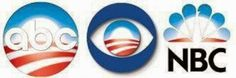 Divert, deflect, and distract…the alphabet media's weapons of choice to protect Obama and Hillary