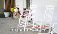 We love visiting Amish Country in Northeast Indiana, and Shipshewana is one of our favorite places. Shipshewana Auction, Shipshewana Indiana, Indiana Cities, Indiana Love, Amish House, Amish Community, Side Porch, Vacation Places, Vacation Destinations