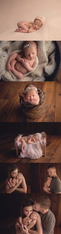 Des Moines, Iowa Photographer | newborn portraits, iowa newborn photography | His & Hers Photography