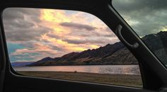 Travel Photos from Inside the Car | Content in a Cottage